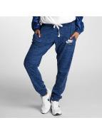 Nike Спортивные брюки Gym Vintage синий