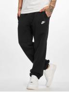 Nike Спортивные брюки NSW CF FLC Club черный