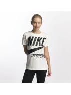 Nike Футболка T-Shirt белый