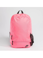 Nike Backpack Classic North Solid pink