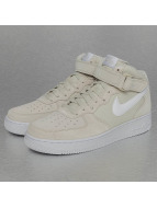 Nike Baskets Air Force 1 Mid 07 beige
