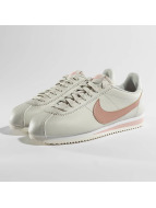 Nike Classic Cortez Leather Sneakers Light Bone/Particle Pink/Summit White