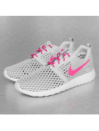 Nike Baskets Roshe One Flight Weight (GS) blanc