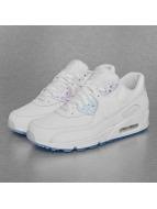 Nike Baskets Air Max 90 Premium blanc