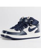 Nike Baskets Air Force 1 Mid 07 bleu