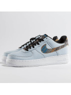 Nike Baskets Air Force 1 High-Top '07 LV8 bleu