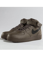 Nike Baskets Air Force 1 Mid '07 brun