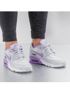 Nike Baskets Air Max 90 SE Leather (GS) gris