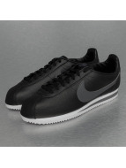 Nike Baskets Classic Cortez Leather noir
