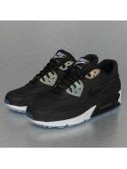 Nike Baskets Nike Air Max 90 Premium noir
