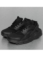 Nike Baskets Huarache Run (GS) noir