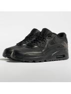 Nike Baskets Air Max 90 Mesh (GS) noir