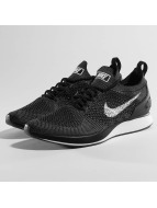 Nike Air Zoom Mariah Flyknit Racer Sneakers Black/White/Dark Grey