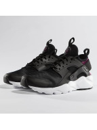Nike Air Huarache Run Ultra Sneakers Black/Tea Berry/Black/White