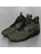 Nike Baskets Air Max 90 Mid Utility olive