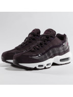 Nike Air Max 95 Sneakers Port Wine/Bordeaux White