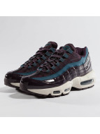 Nike Air Max 95 Special Edition Premium Sneakers Port Wine/Space Blue/Port Wine
