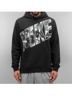 Nike Bluzy z kapturem City Lights Fleece czarny