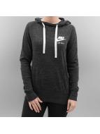 Nike Bluzy z kapturem Women's Sportswear Vintage czarny