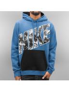 Nike Bluzy z kapturem City Lights Fleece niebieski