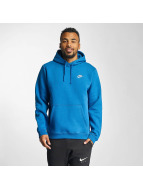 Nike Bluzy z kapturem Sportswear niebieski