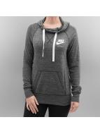 Nike Bluzy z kapturem Women's Sportswear Vintage szary