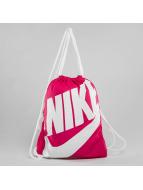 Nike Bolsa Heritage fucsia