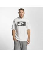 Nike NSW Futura T-Shirt Birch Heather