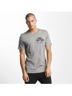 Nike NSW AF T-Shirt Carbon Heather/Anthracite
