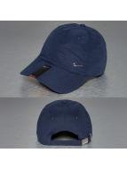 Nike Casquette Snapback & Strapback Heritage 86 Metal Swoosh bleu
