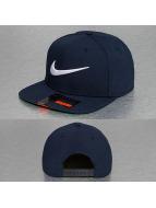 Nike Casquette Snapback & Strapback NSW Swoosh Pro bleu