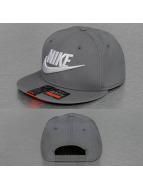 Nike Casquette Snapback & Strapback Future True gris