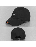 Nike Casquette Snapback & Strapback Swoosh Heritage 86 noir