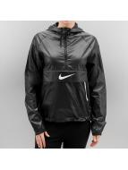 Nike Chaqueta de entretiempo W NSW Packable Swsh negro