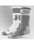 Nike Chaussettes Sportswear Crew gris