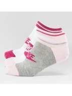 Nike Chaussettes Sportswear No Show magenta