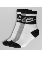 Nike Chaussettes Women''s Stripe Low Quarter multicolore