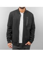 Nike College Jacke Fleece Varsity schwarz