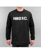F.C. Sweatshirt Black/Bl...