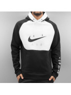 Nike Felpa con cappuccio NSW PO BB Air Hyp nero