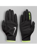 Nike Gants Lightweight Rival Run noir