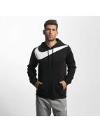 Nike Hettegensre NSW Fleece Hybrid svart