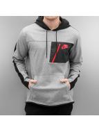 Nike Hoodie NSW AV15 PO FLC grå