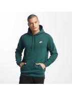 Nike Hoodie Sportswear grön