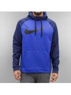 Nike Hoodies Therma Training blå