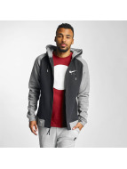 Nike Hoodies con zip NSW FZ BB Air HYB grigio