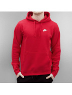 Nike Hoodies Sportswear röd
