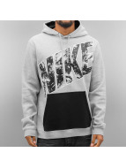 Nike Hoody City Lights Fleece grijs