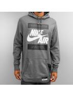 Nike Hupparit Air harmaa