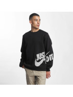 Nike GX Fleece Sweatshirt Black/White